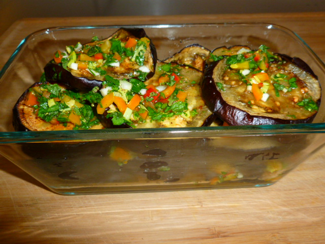 Mediterranean Roasted Eggplant Ronit Penso
