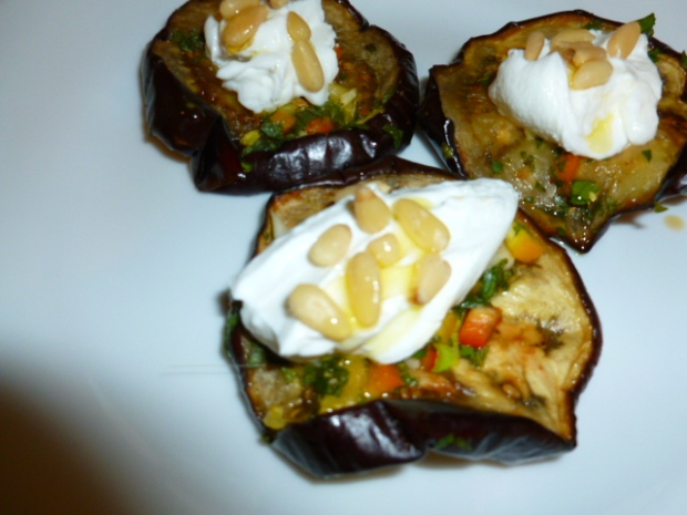 Mediterranean Roasted Eggplant Ronit Penso