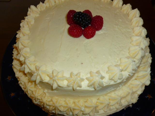 sponge cake ronit penso