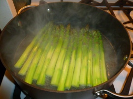 How to keep and cook Asparagus