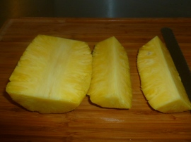 How to peel pineapple Ronit Penso