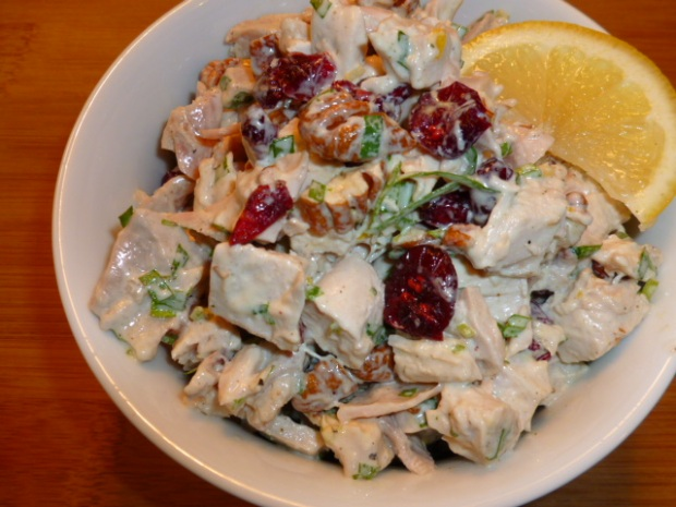 Chicken tarragon salad Ronit Penso