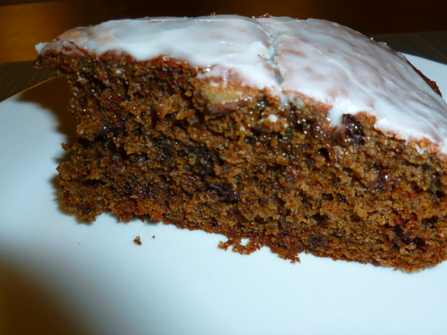Beet-Cocolate cake Ronit Penso