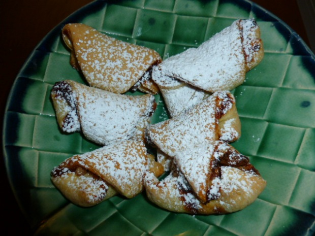 Rugelach cookies Ronit Penso