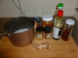 Peanut Butter -Coconut Milk Sauce Ronit Penso