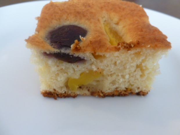 Aromatic Pineapple-Cherry Cake Ronit Penso