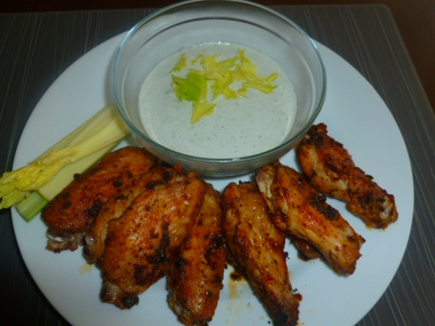 chicken wings ronit penso