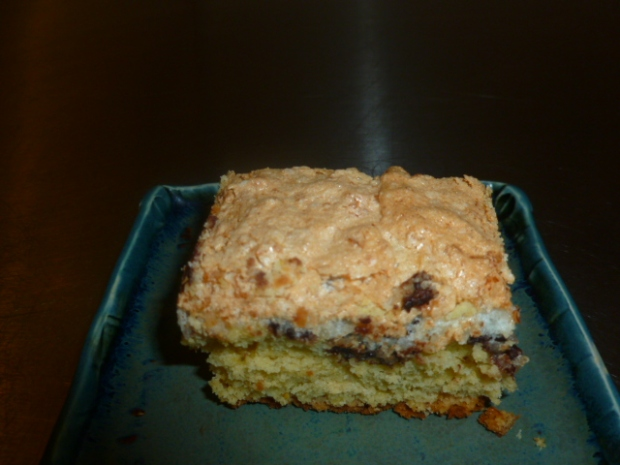 Orange Coconut Chocolate Squares Ronit Penso