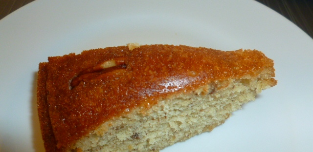 Brown Butter, Pecan and Maple Cake Ronit Penso
