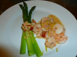 shrimp asparagus ronit penso