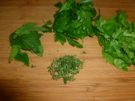 Israeli couscous salad Ronit Penso