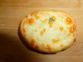 Cheddar Rosemary crackers Ronit Penso