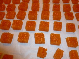 Sweet and tasty Quince Squares Ronit Penso