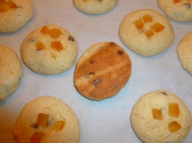 Orange Chocolate Cookies Ronit Penso