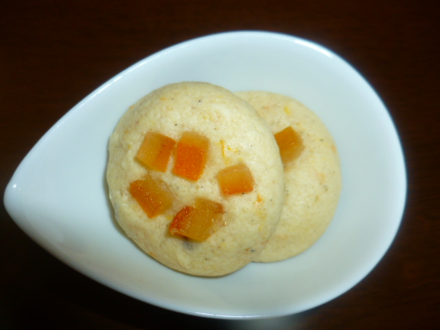Orange chocolate cookies Ronit Penso
