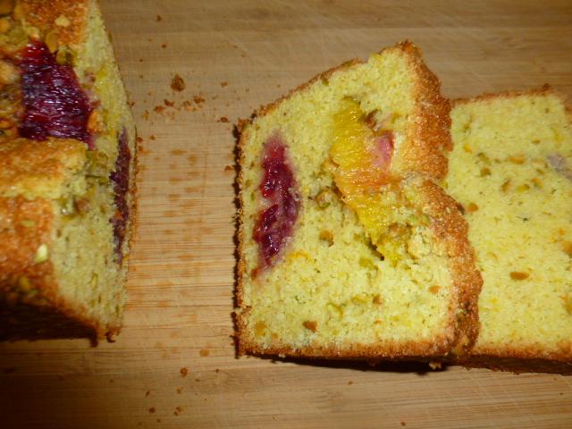 Semolina Pistachio Layer Cake (Bohsalini) Recipe — Dishmaps
