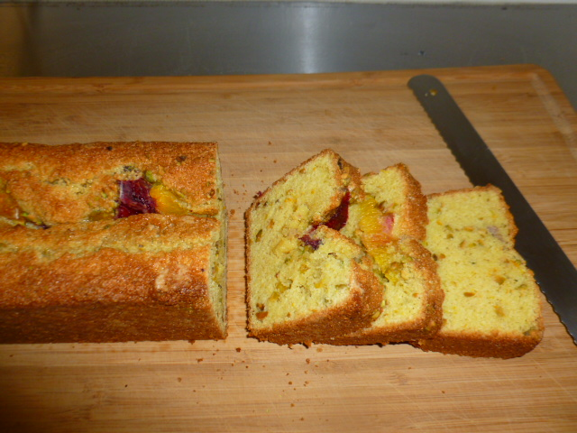 ... prefer to use orange juice instead, add 1 Tbs of sugar to the cake