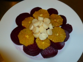 Roasted beets and Orange Salad Ronit Penso