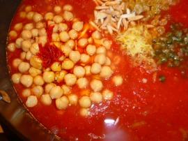 Cod with Tomato-Saffron Sauce Ronit Penso