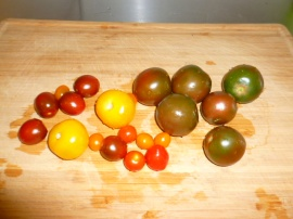 Cherry Tomatoes Sauce Ronit Penso