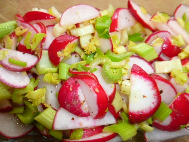 Three Crunchy Celery Salads Ronit Penso