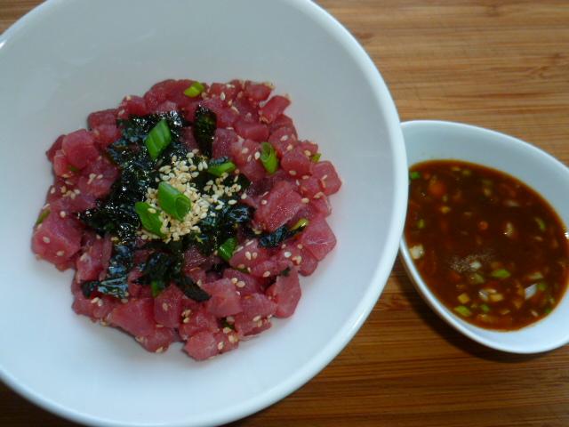 Tuna Tartare with Asian Vinaigrette Ronit Penso