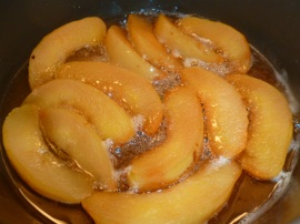 Candied Quince with Rosemary and Honey Ronit Penso