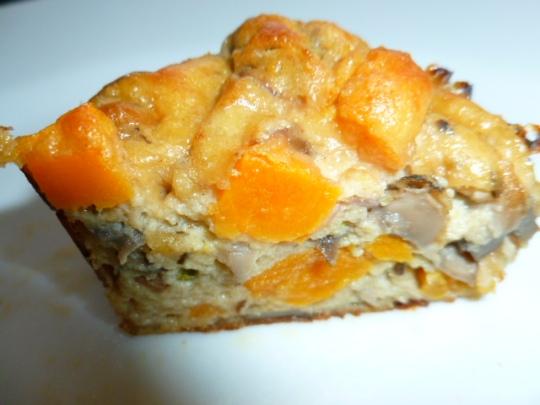 Mushrooms and Sweet Potato Mini-Bakes Ronit Penso