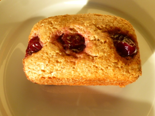 Sour Cream, Hazelnuts and Cherries Mini-Cakes Ronit Penso