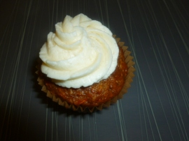 Carrot, Walnuts, Coconut and Raisins Cupcakes Ronit Penso
