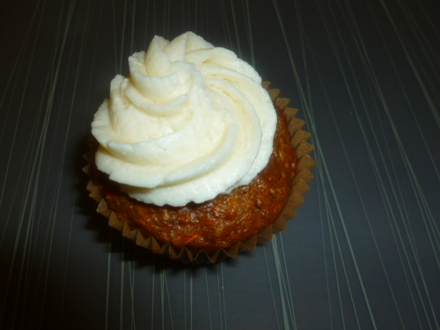 Carrot muffin Ronit Penso