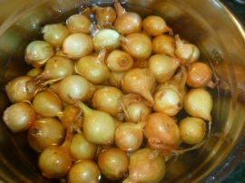 Pearl Onions Sephardic Style Ronit Penso
