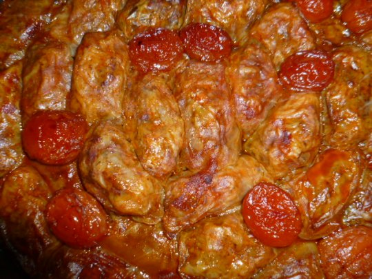 Stuffed Cabbage Leaves Ronit Penso
