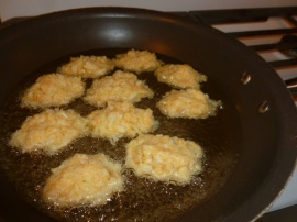 Cauliflower Patties Ronit Penso