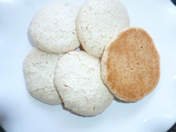 Crispy Flourless Sesame Seeds Cookies Ronit Penso