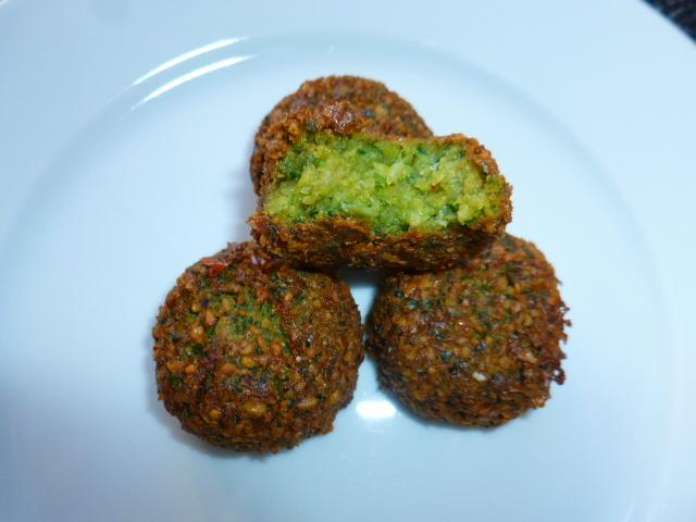Green Falafel Ronit penso