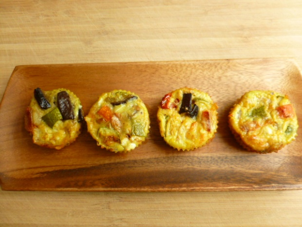 Flourless Roasted Vegetables Mini Bakes Ronit Penso