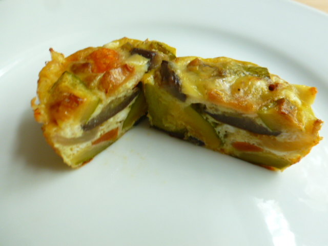 Flourless Roasted Vegetables Mini Bakes Ronit Penso