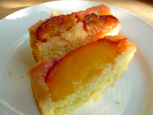 Lemon yogurt upside down cakes Ronit Penso