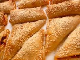 Boyos – Sephardic Savory Pastries Ronit Pens