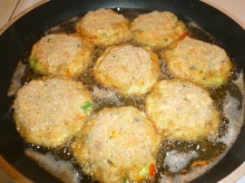 Colorful Crab and Shrimps Cakes Ronit Penso