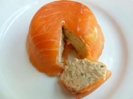 Smoked Salmon Mousse Ronit Penso