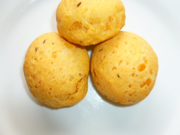 Potato, Cheese and Caraway Quick Rolls Ronit Penso