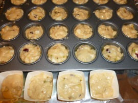 Fruity Nutty Mini Cupcakes Ronit Penso