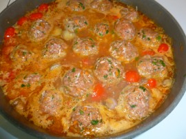 Porcupine Meatballs Ronit Penso