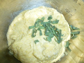 Potato and Acorn Squash No Knead Bread Ronit Penso