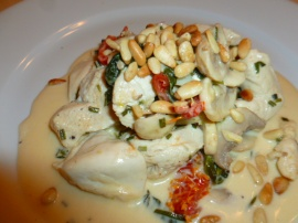 Chicken Breast with Lemon Cream Sauce Ronit Penso