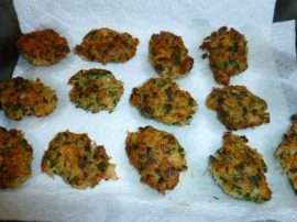 Herbed Fish Cakes Ronit Penso