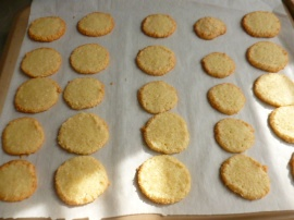 Coconut Butter Cookies Ronit Penso