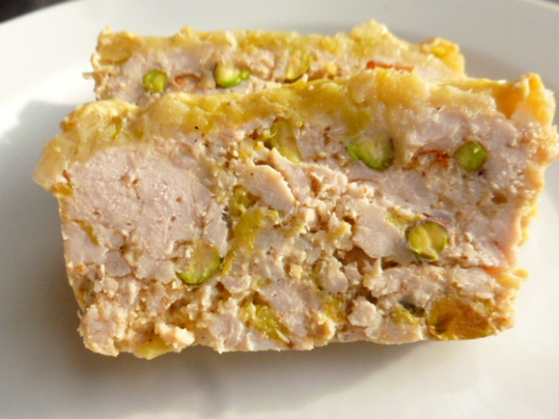 Turkey, Leeks and Potatoes Meatloaf Ronit Penso